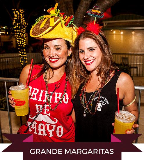 Grande Margaritas