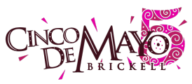 Cinco de Mayo Brickell Logo