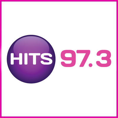 Hits 97.3 Logo